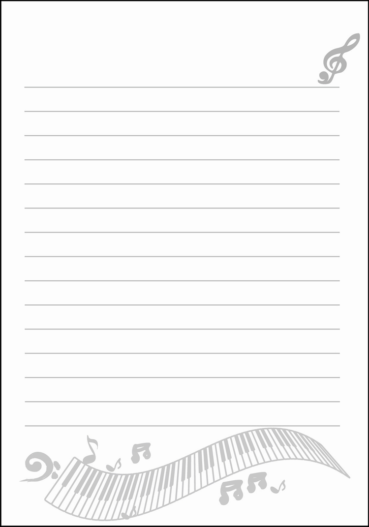 手绘键盘笔记本(小)